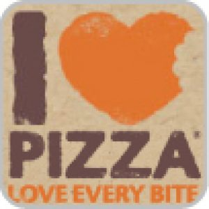 i pizza love every bite