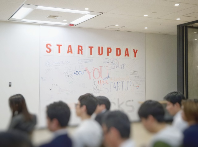 startup students